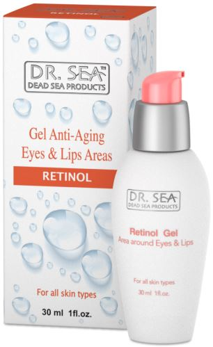 DR. SEA Retinol Eyes & Lips Areas Anti-Aging Gel 30ml