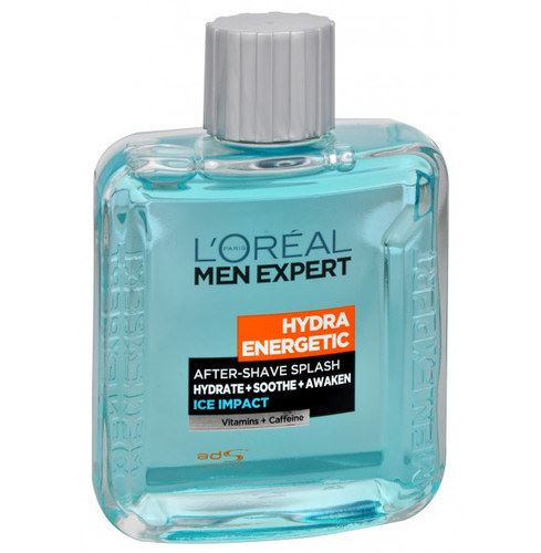 L'Oréal Men Expert Hydra Energetic Ice Impact After-Shave Splash 100 ml