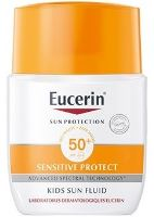 Eucerin Sun Sensitive Protect Kids Sun Fluid SPF 50+ 50ml
