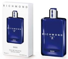 John Richmond Richmond X Man M EDT 75ml