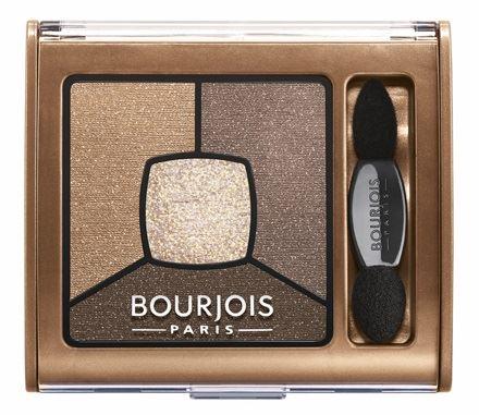 Bourjois Paris Smoky Stories Quad Eyeshadow Palette