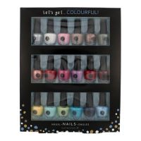 2K Let's Get Colourful! Nail Polish Collection