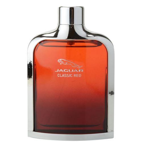 Jaguar Classic Red toaletní voda 100 ml Pro muže TESTER