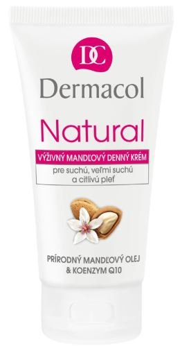 Dermacol Natural Almond 50 ml (tuba)