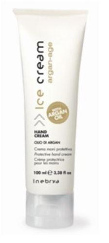 Inebrya Hand Cream 100ml/ochranný krém na ruce s arganovým olejem