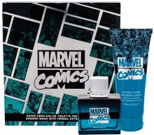 Marvel Comics Hero EDT 75ml + SG 150ml