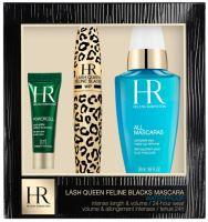 Helena Rubinstein Lash Queen Feline Blacks Waterproof Mascara Set
