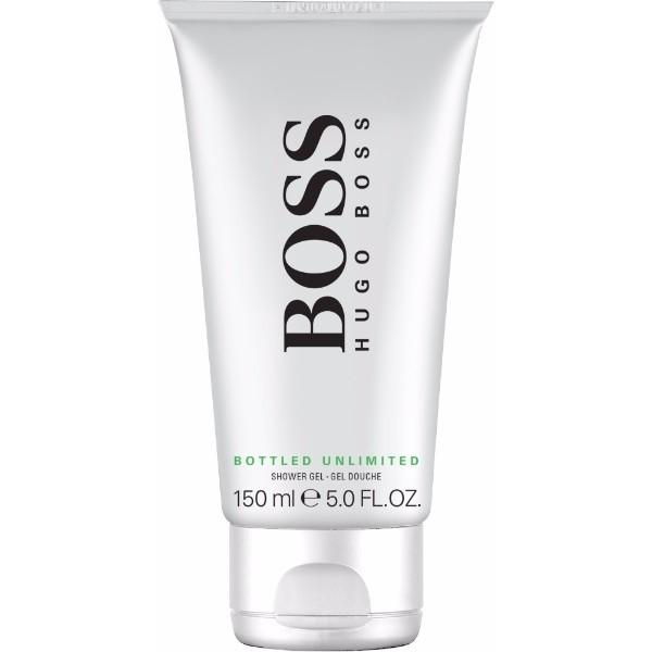 Hugo Boss Bottled Unlimited Shower Gel M 150ml