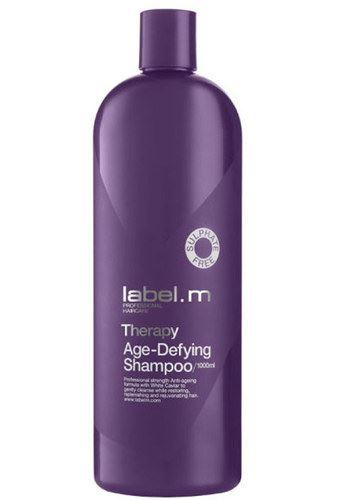 label.m Therapy Rejuvenating Shampoo 1000ml/lehký olejový šampon pro oslnivé vlasy