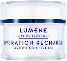 Lumene Lahde Hydration Recharge Overnight Cream 50ml