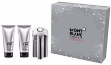 Mont Blanc Emblem Intense M EDT 100ml + ASB 100ml + SG 100ml