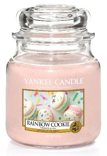 Yankee Candle 411g Rainbow Cookie