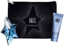 Thierry Mugler Angel W EDP 25ml + BL 50ml + kosmetická taška