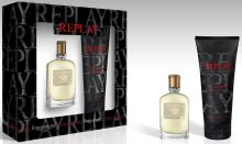 Replay Jeans Original M EDT 30ml + SG 100ml