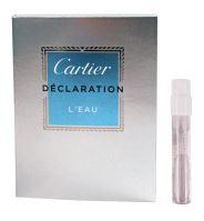 Cartier Déclaration L'Eau M EDT 1,5ml