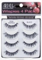 Ardell Wispies Demi Wispies 4 Pack - Black