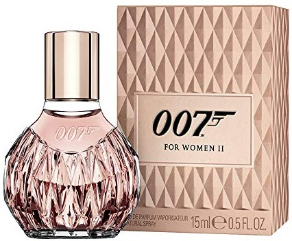 James Bond 007 For Women II W EDP 15ml