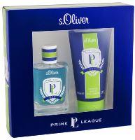 S.Oliver Prime League M EDT 30ml + SG 75ml