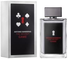 Antonio Banderas The Secret Game M EDT 100ml