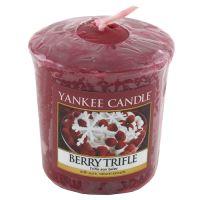 Yankee Candle Votivní svíčka Berry trifle  49g