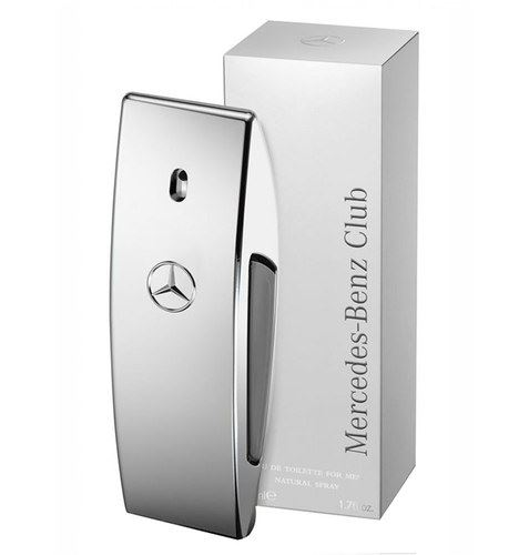 Mercedes Benz Mercedes-Benz Club toaletní voda 50 ml Pro muže