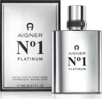 Aigner Etienne Aigner No.1 Platinum M EDT 100ml
