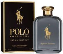 Ralph Lauren Polo Supreme Cashmere M EDP 125ml