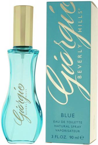 Giorgio Beverly Hills Blue toaletní voda 90 ml Pro ženy