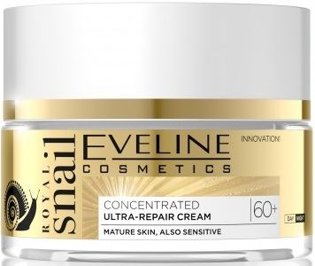 Eveline Royal Snail Ultra-Repair Day And Night Cream 60+ 50ml