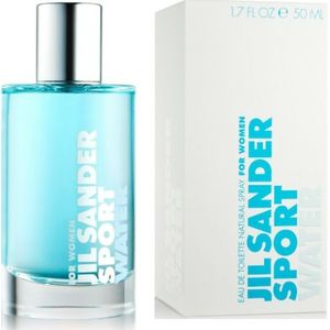 Jil Sander Sport Water W EDT 50ml