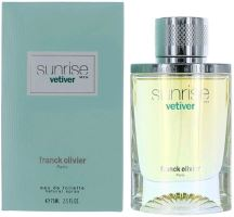 Franck Olivier Sunrise Vetiver M EDT 75ml