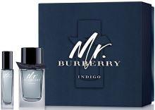 Burberry Mr. Burberry Indigo M EDT 100ml + EDT 30ml