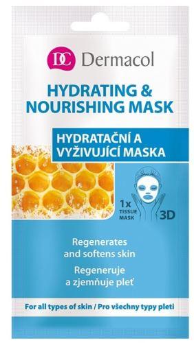Dermacol Hydrating & Nourishing Mask 15ml