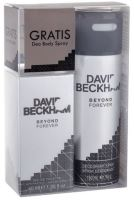 David Beckham Beyond Forever M EDT 40ml + deodorant 150ml