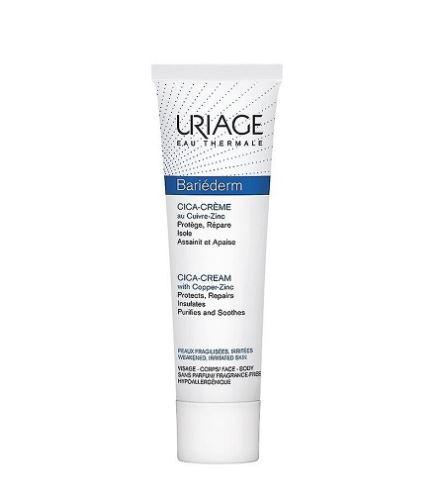 Uriage Bariéderm Cica-Cream with Copper-Zinc reparativní krém s obsahem mědi a zinku 40 ml
