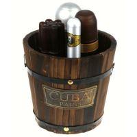 Cuba Gold dárková kazeta pro muže toaletní voda 100 ml + voda po holení 100 ml + deodorant 200 ml + toaletní voda 35 ml