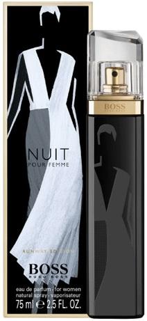 Hugo Boss Nuit Pour Femme Runway Edition W EDP 75ml