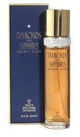 Elizabeth Taylor Diamonds and Saphires W EDT 100ml