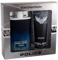 Police Frozen M EDT 100ml + SG 100ml