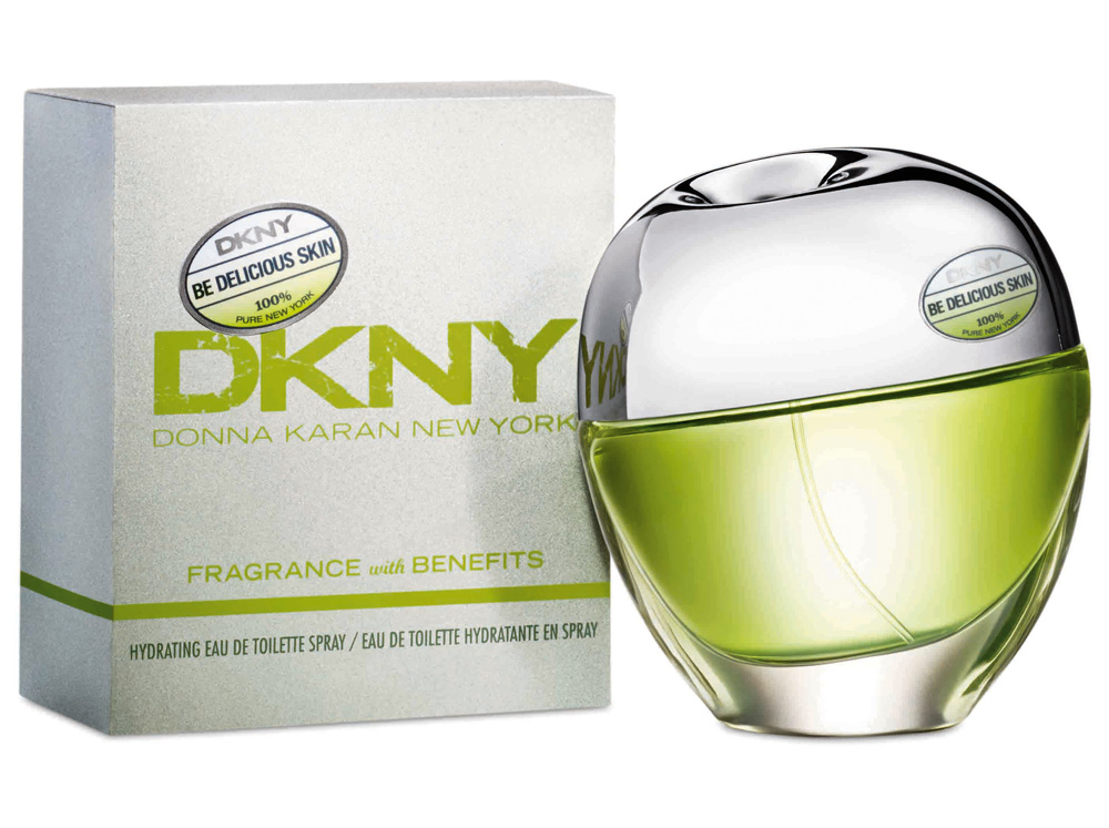 DKNY Be Delicious Skin W EDT 50ml