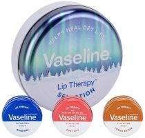 Vaseline Lip Therapy Selection Set