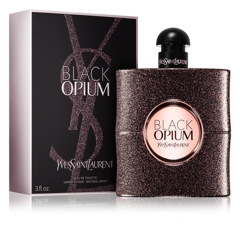 Yves Saint Laurent Black Opium W EDT 50ml