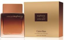 Calvin Klein Euphoria Amber Gold Men M EDP 100ml