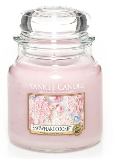 Yankee Candle Snowflake cookie 411g