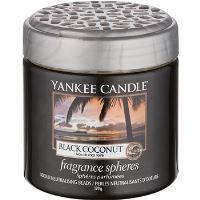 Yankee Candle Vonné perličky Černý kokos 170g