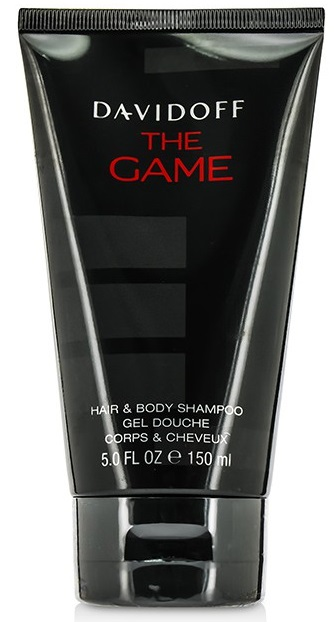 Davidoff The Game Hair & Body Shampoo M 150ml
