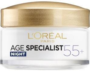 L'Oréal Paris Age Specialist 55+ Night Cream 50 ml