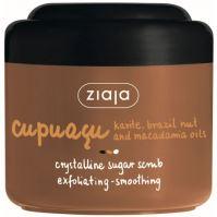 Ziaja Cupuacu Crystalline Sugar Scrub 200ml