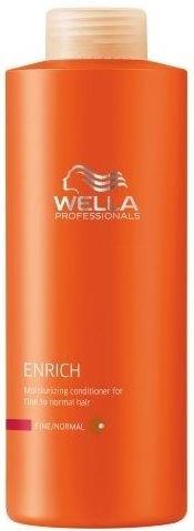 Wella Enrich Conditioner Fine To Normal Hair 1000ml