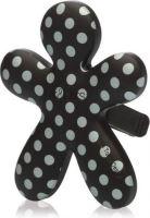 Mr&Mrs Fragrance Niki Cashmere - černá bílý puntík